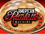 American Roulette Machine